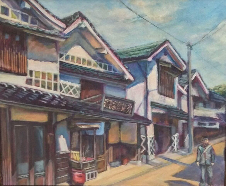 old-shopping-street-japan